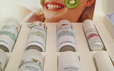 Neue Kosmetik-Linie bei Viva la diva: NEOVITA!